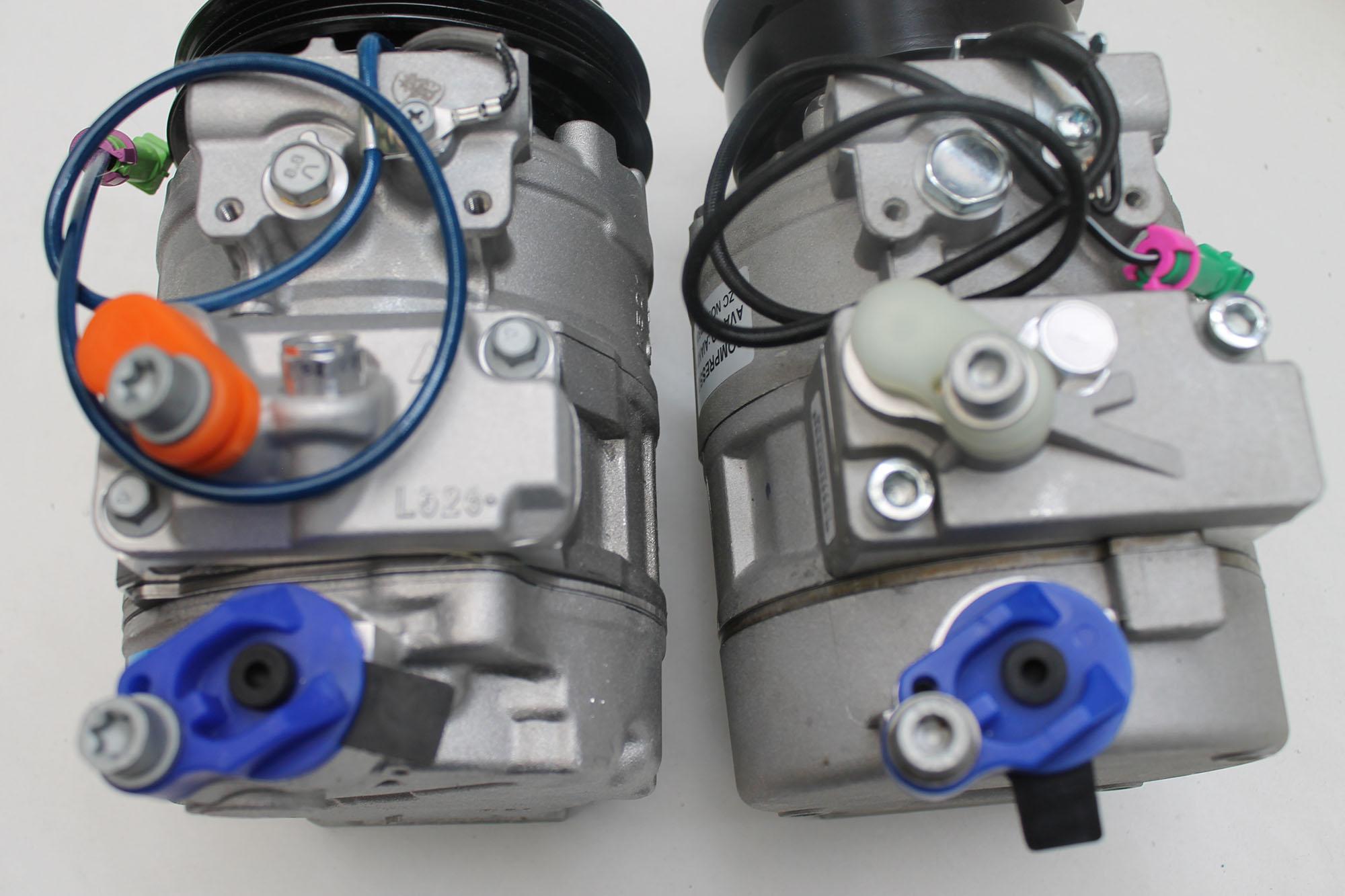 Reparatur Klimakompressor Berlin Spandau